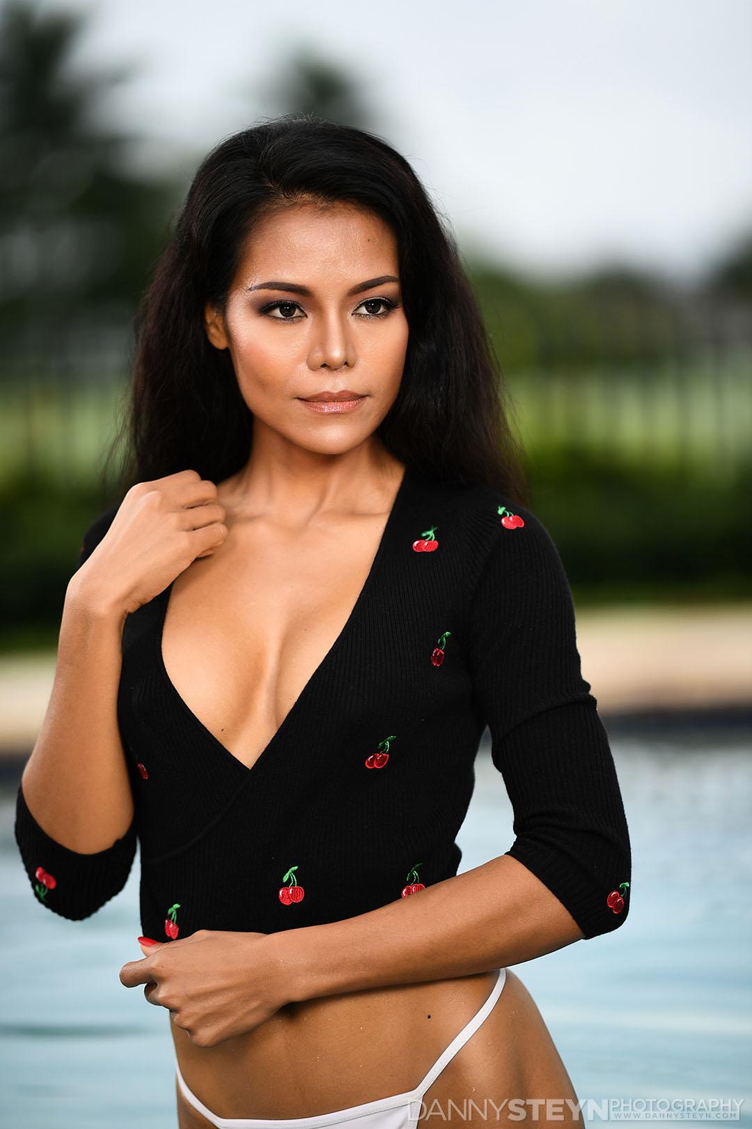 South Florida Glamour Model Photographer